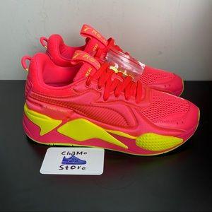 Puma RS-X Soft Case Womens Running Shoes Sz9.5